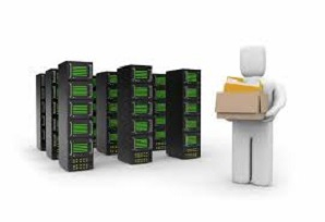 How to change webhosting service provider