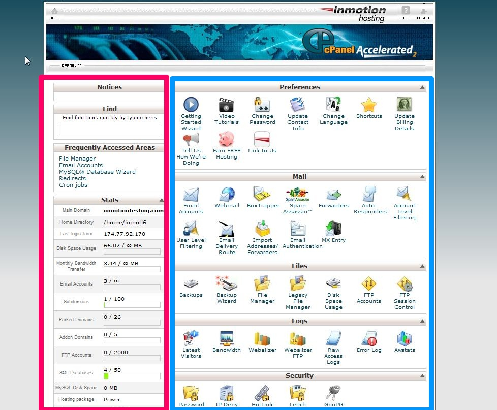 cpanel-layout